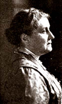 Jane Addams of Hull House in Chicago